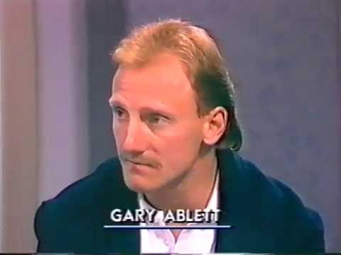 1989 Gary Ablett and Sandy Roberts interview