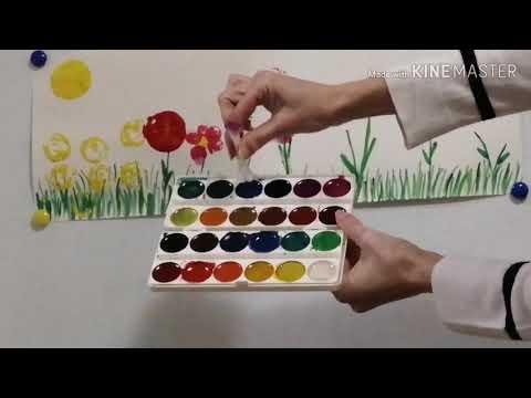 Майстер-клас з малювання(Олена Леонідівна Косовська)