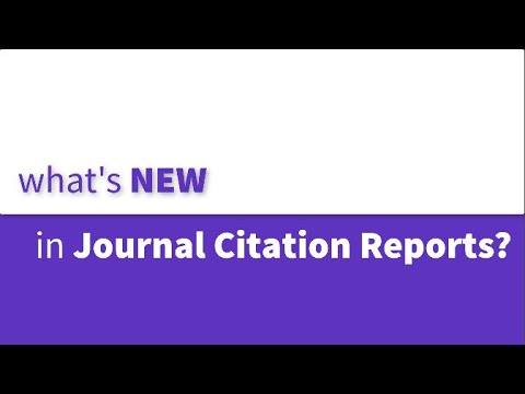 Journal Citation Reports Jcr Measuring Your Research Impact