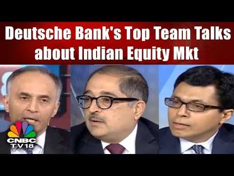 Deutsche Bank's Top Team Talks about Indian Equity Mkt, Macros & Outlook for bond Yields