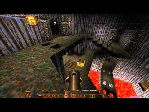 Quake Deathmatch - Sujoy vs Danold