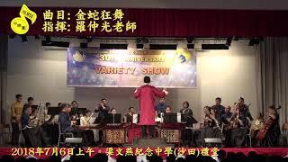 Publication Date: 2018-07-19 | Video Title: 2018年7月6日上午正式表演 - 金蛇狂舞