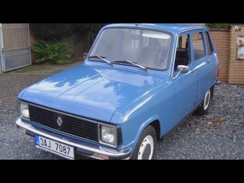 Renault 6 Tl 1968 1980 Youtube