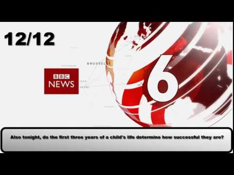 BBC Headlines from 1/12 to 7/01