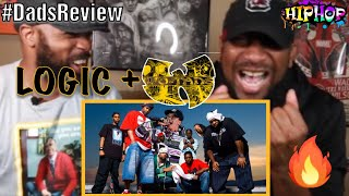 DADS REACT | WU TANG FOREVER x LOGIC FT WU TANG | METH SPAZZED !! | REVIEW & BREAKDOWN