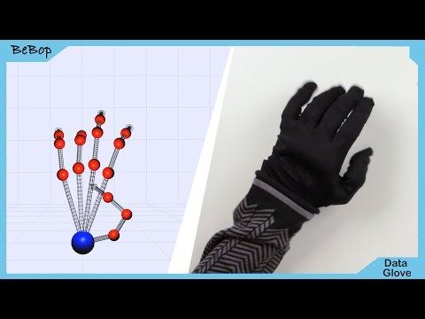 Data Glove & Insole Sensors