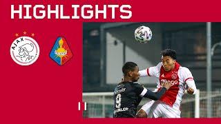 Highlights   Jong AĴax - Telstar   Keuken Kampioen Divisie