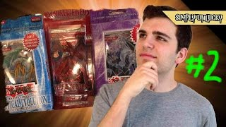 Best Yugioh GX Random Special Edition Box Opening! Gladiator's Tactical Strike of Justice! #2 Thumbnail