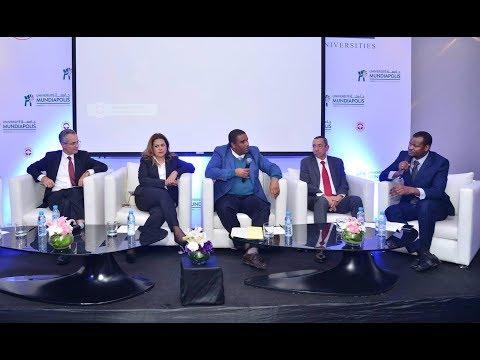Lancement du 1er Global Pan-African Mba en Distance Learning au Maroc