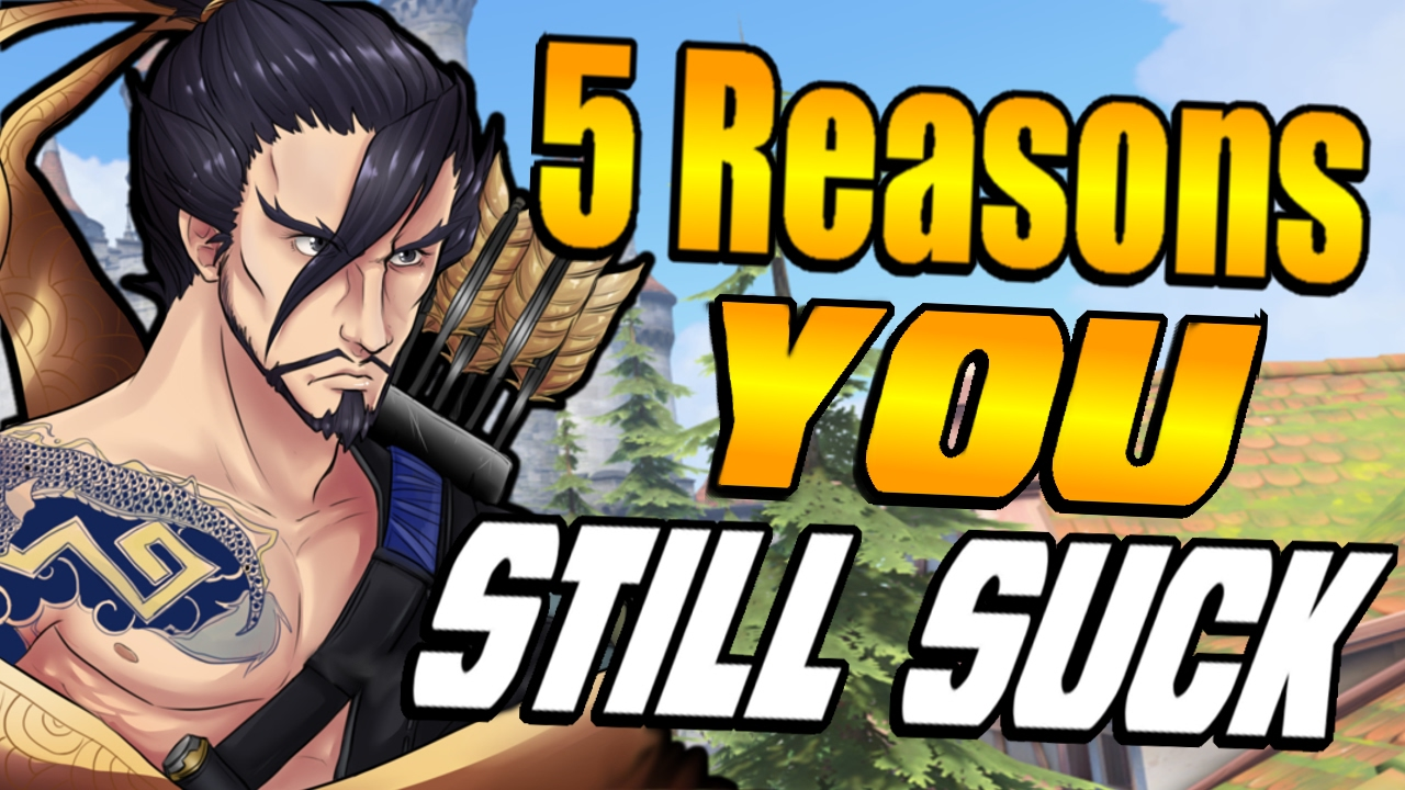 the reason you suck