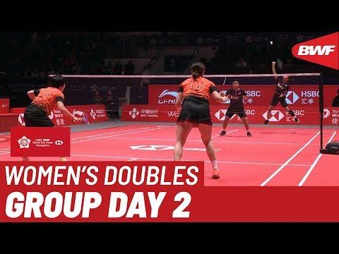 Group A | WD | CHEN/JIA (CHN) Vs. POLII/RAHAYU (INA) | BWF 2019
