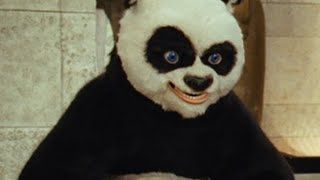 Disaster movie Beowulf and Kung fu Panda
