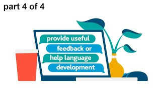 Validity: benefits for learning