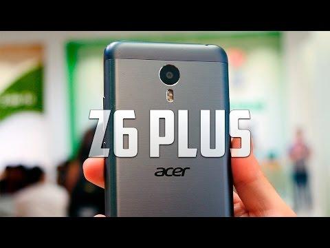 Acer Liquid Z6 Plus, primeras impresiones IFA16