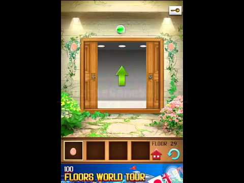 100 Floors Annex Level 26 27 28 29 30 Walkthrough Cheats