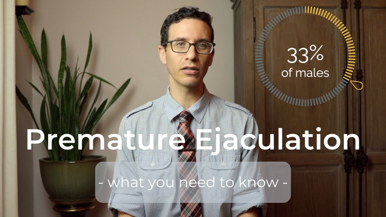 Download Urologist explains Premature Ejaculation | cause and treatments | for patients and partners