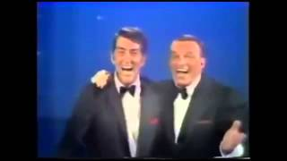 Dean Martin and Frank sinatra live medley