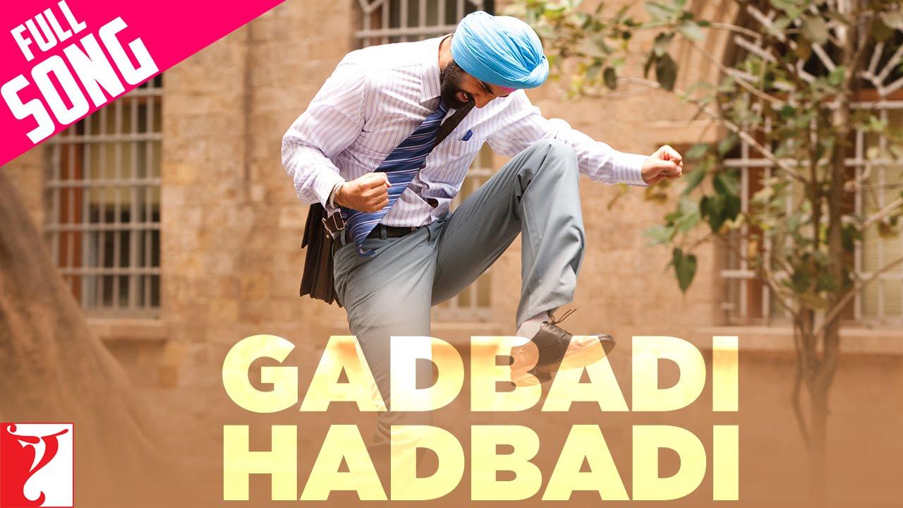 Download Gadbadi Hadbadi Song   Rocket Singh   Ranbir Kapoor   Vishal Dadlani   Salim-Sulaiman, Jaideep Sahni