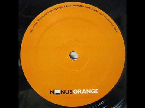 Richie Hawtin - M_nus Orange EP - [B1]