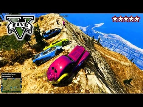 GTA Robbing EveryThing!  Live Stream - Hanging With The Crew - GTA 5 Cheats, Money, Jets, Tank
