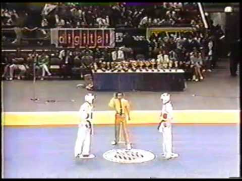 11th Taekwondo World Championships 1993 New York City Madison Square Garden