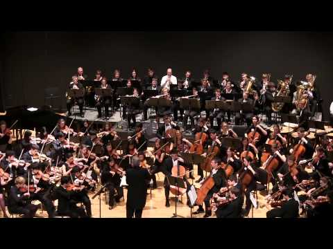 Finlandia by Corvallis Youth Symphony and Alumni