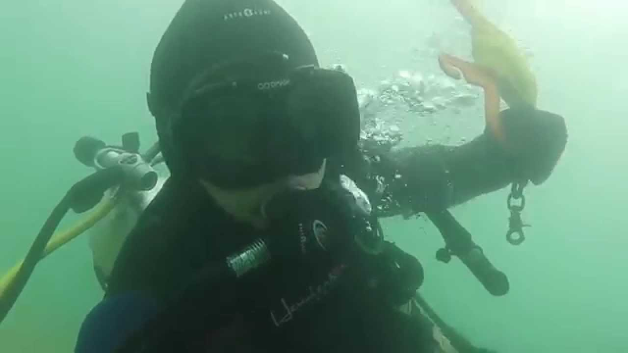Beneath The Surface Gull Lake Scuba Diving Youtube