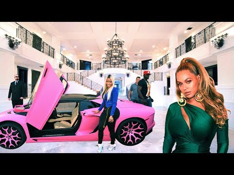 Beyonce's House VS Nicki Minaj's House ★ 2018