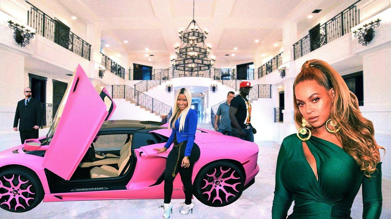 Beyonceu0027s House VS Nicki Minaju0027s House ☆ 2018