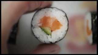 Японская кухня Сушков (Озвучка ролика - Владимир Еремин)