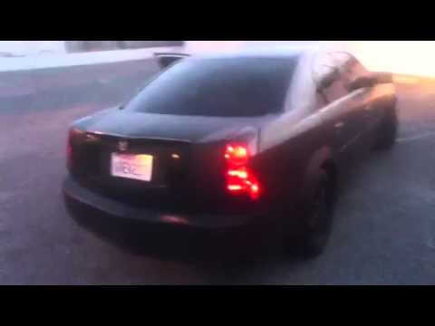 2003 Matte Black Cadillac CTS for sale  YouTube