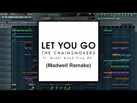 FL Studio : The Chainsmokers Ft. Great...