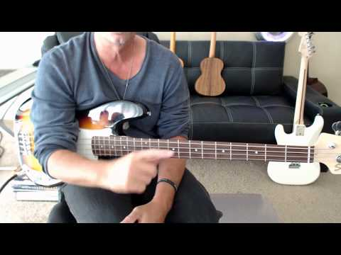 The Emotions Best Of My Love Bass Tab Preview