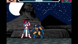 Game Boy Color Longplay [059] X-Men: Mutant Academy