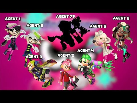 The Splat Wrap Up!!! [Splatoon Story Cover/Theory]