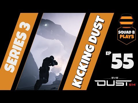 Dust 514 - Kicking Dust 3.55 - 'Lest We Not Forget Tanks'