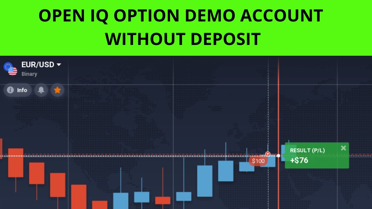 Binary options demo without opening an account 2000 guineas betting 2021 military