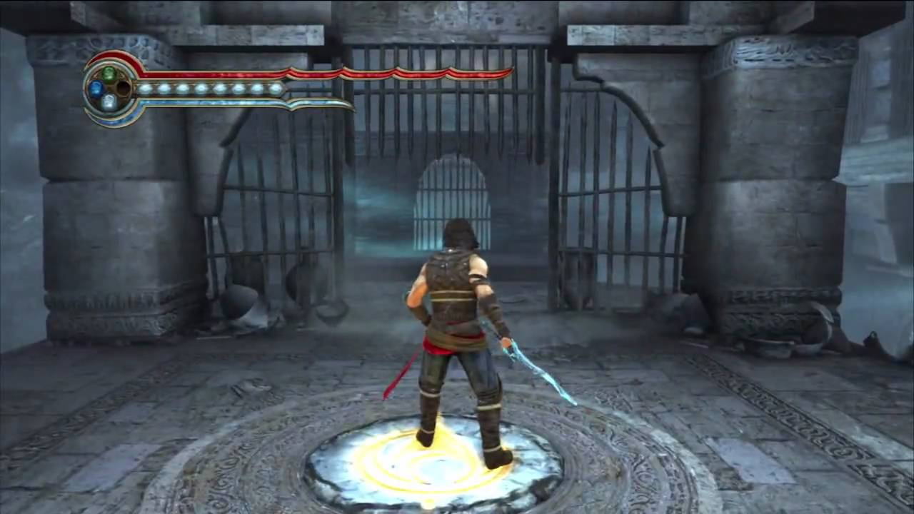 Prince of Persia The Forgotten Sands Trainer Free Download