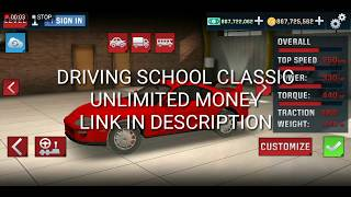 Driving school classic mod apk || Unlimited coins and unlimited gold, (Link in description)
