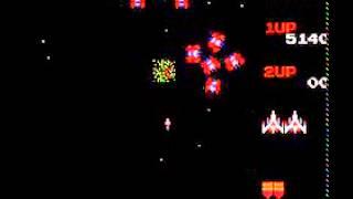 Galaga - Demons of Death - Galaga (NES) - Vizzed.com GamePlay - User video