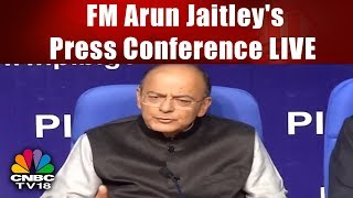 Budget 2018 India || FM Arun Jaitley's Press Conference LIVE || Post Budget Analysis