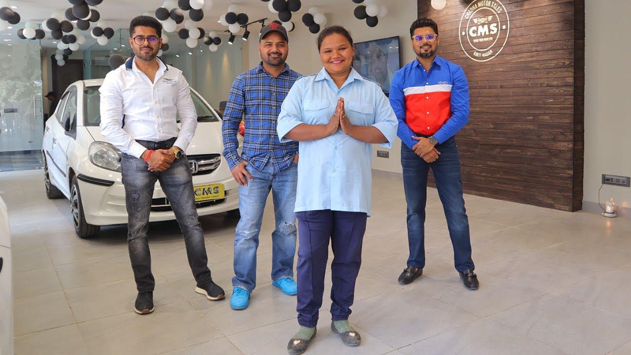 Women Taxi Driver Ko Malik Banaya At CMS   A True Story Of Ripu Ji   MCMR