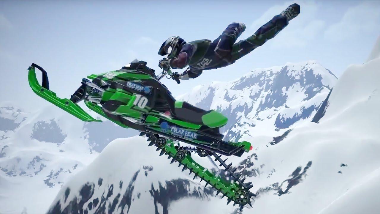 Nintendo nos permite probar Aqua Moto Racing Utopia y Snow Moto Racing Freedom con multitud de novedades.