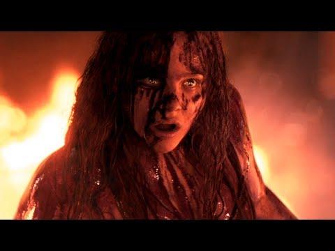 Carrie Trailer #2 2013 Chloe Grace Moretz Movie - Official [HD]