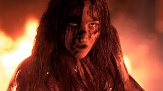Carrie Trailer #2 2013 Chloe Grace Moretz Movie - Official [HD]