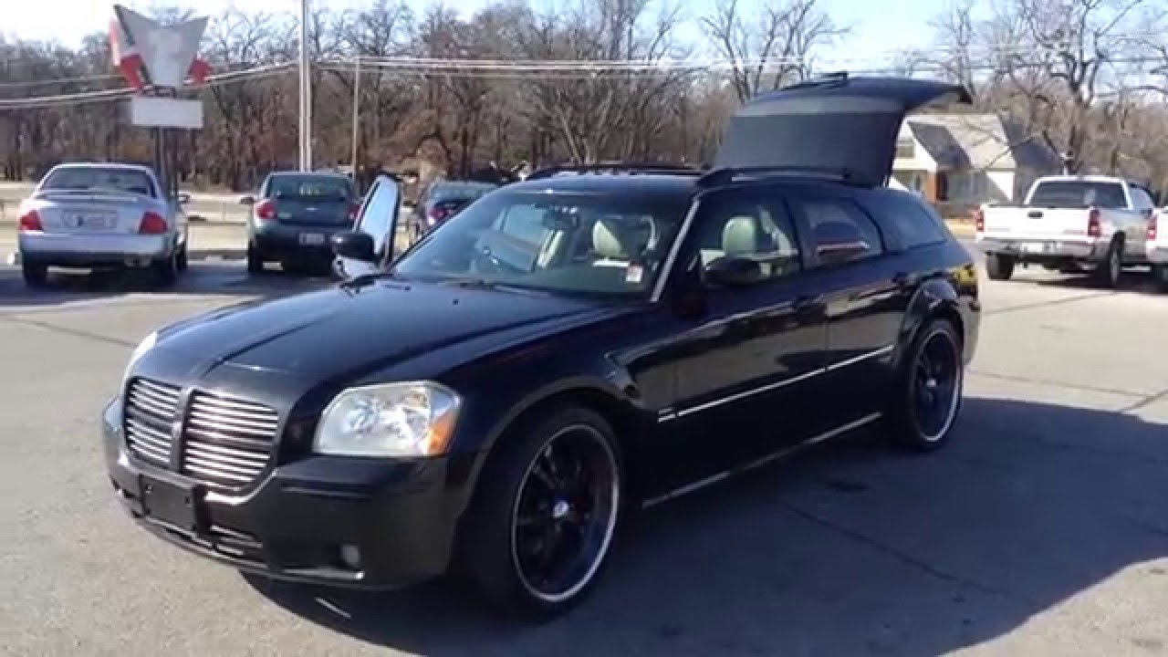 used 2005 dodge magnum 5 7 l hemi for sale okc buy here pay here okc 9 9 apr youtube. Black Bedroom Furniture Sets. Home Design Ideas