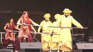 BHANGRA EMPIRE - 2013 HSBC City of Bhangra Festival Vancouver VIBC