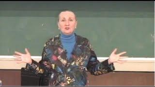 """Spiritual, Not Religious"" - Mary Poplin at the Veritas Forum"