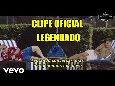 Ed Sheeran & Justin Bieber - I Don't Care (Tradução - Legendado) [Official Video] [Full]