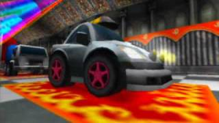 Gadget Racers Game Sample - Playstation 2